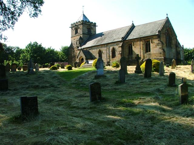 Crathorne Parish Church