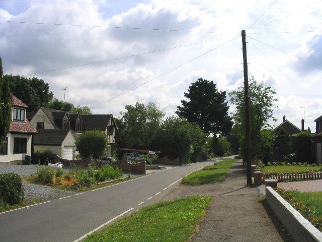 Hall Green Lane, Hutton, Essex