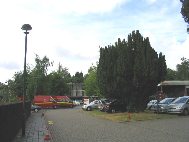 Essex Fire & Rescue Service Headquarters, Hutton, Essex
