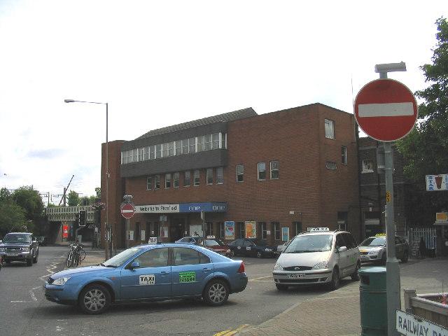 Shenfield Railway Station, Shenfield, Essex