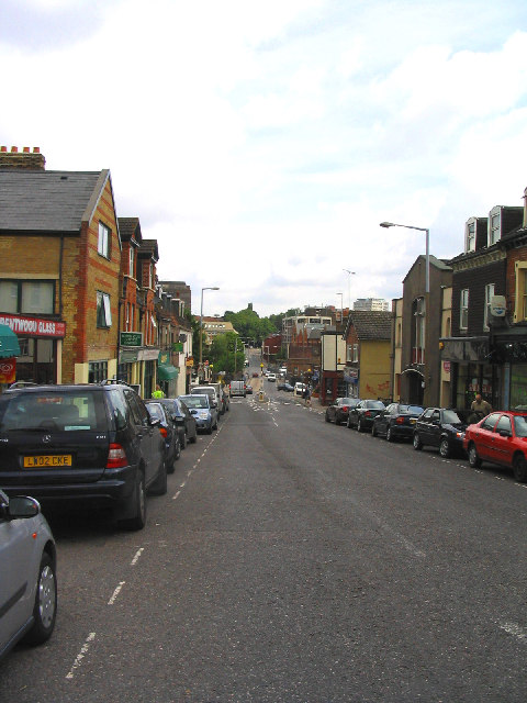 Warley Hill, Brentwood, Essex