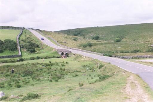 Cherrybrook bridge, Dartmoor