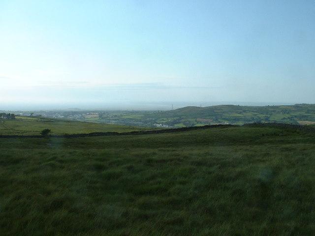 Moorland near Nantlle