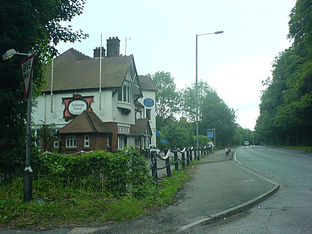 Exchange House Inn