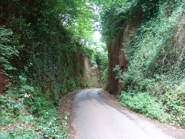 Cromwell's Cutting