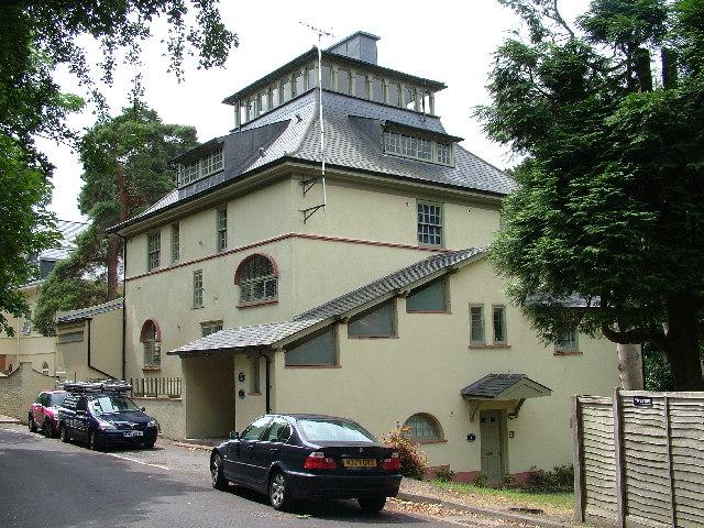 George Bernard Shaw's house