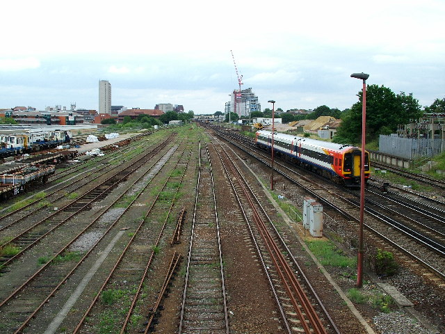 Woking Sidings