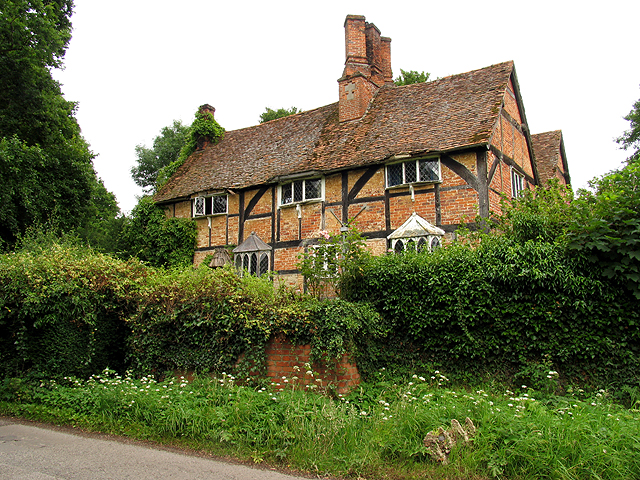 Cottage near Ufton Nervet