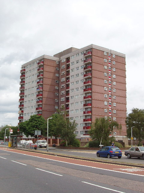 Flats in Yeading