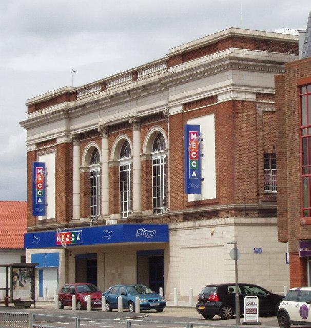 Bingo Hall, Uxbridge Road, Hayes