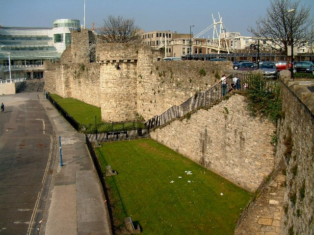 Southampton City Walls