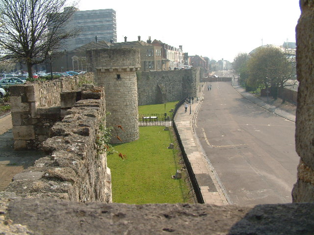 Southampton City Wall
