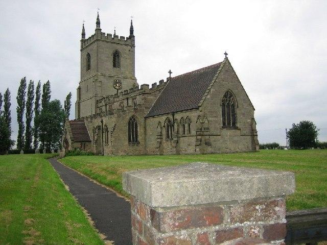 Swepstone Church