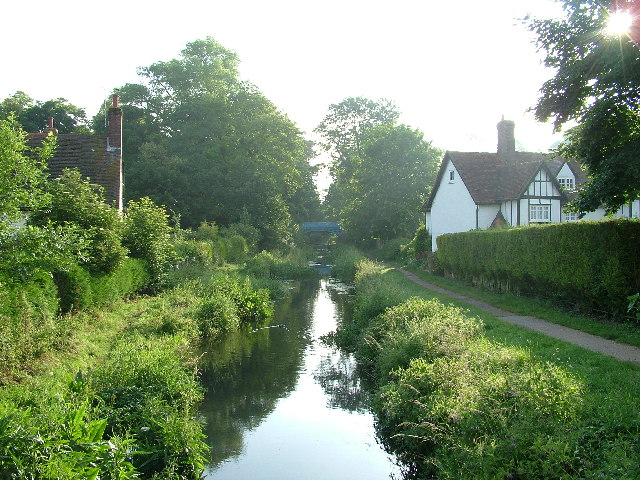Grand Union Canal at Halton