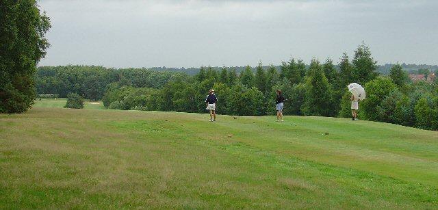 Tilgate Golf Course, Crawley