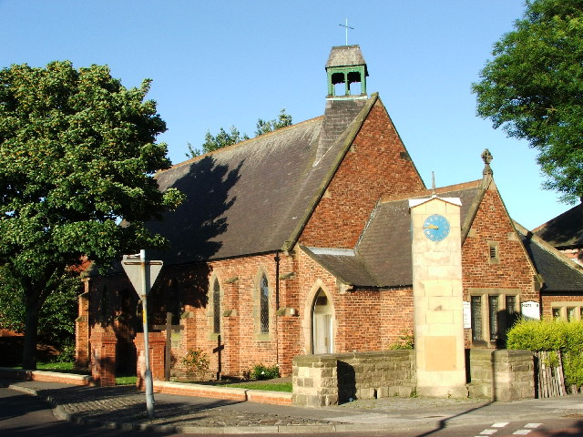 Church of St. Michael and All Angels New Hartley