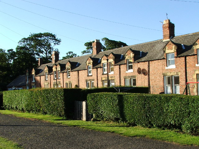 Harbord Terrace, Nr Seaton Delaval