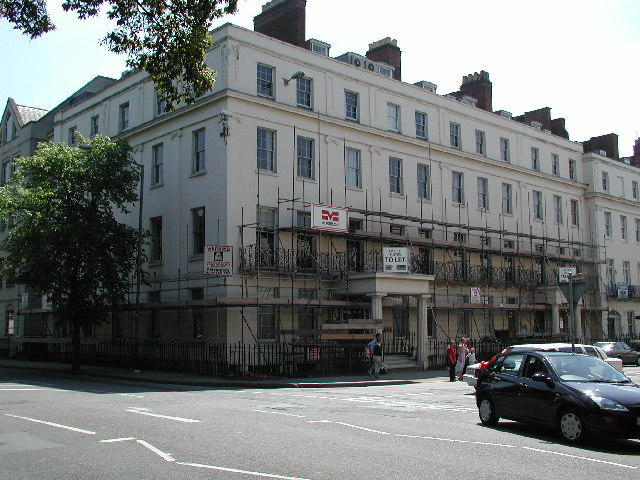 Former Clarendon Hotel, Royal Leamington Spa
