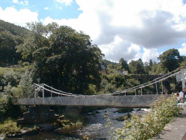 Chain Bridge, Berwyn