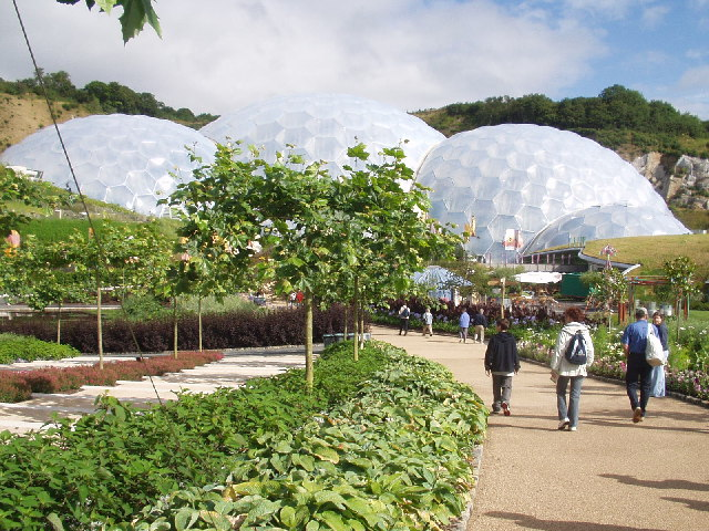 The Domes, Eden Project