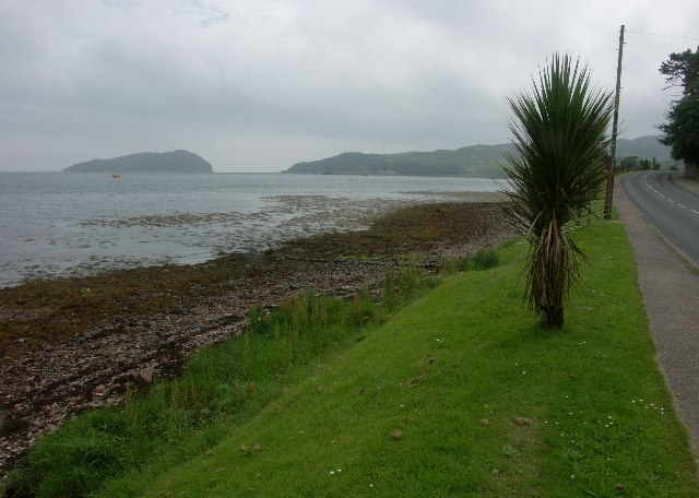Entrance to Campbeltown Bay