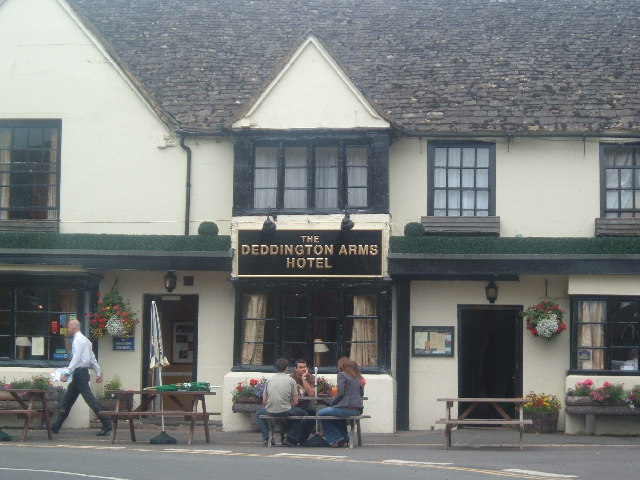 The Deddington Arms Hotel