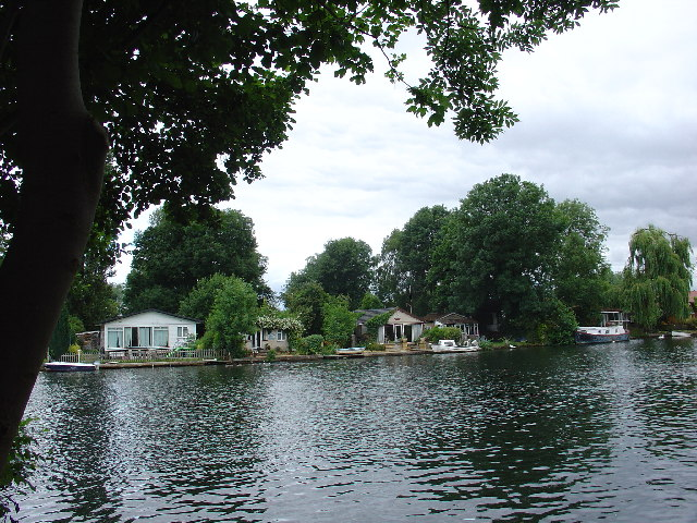 Thames near Walton