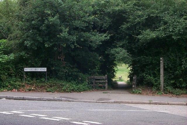 Botany Bay Road, Sholing, Southampton