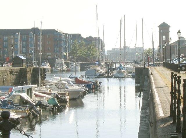 Swansea Marina (East)