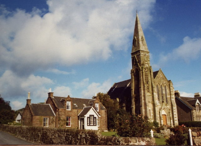 Lamlash Church