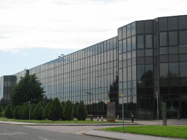 Wellheads Industrial Estate, Aberdeen