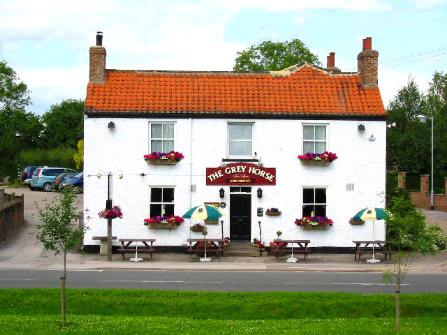 The Grey Horse Inn, Elvington