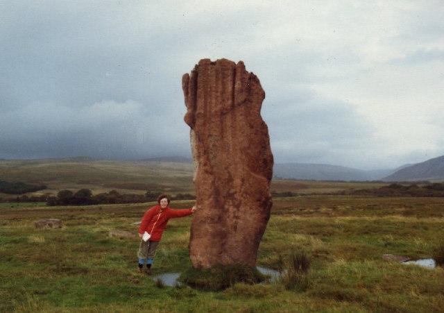Standing Stone, Machrie Moor