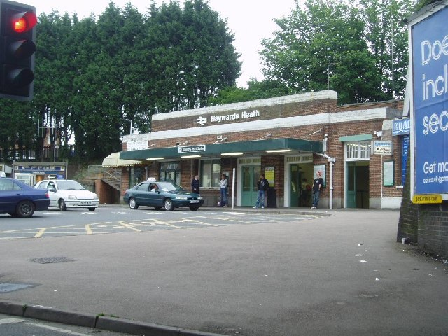 Haywards Heath station