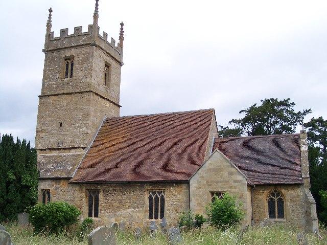 Great Comberton Church