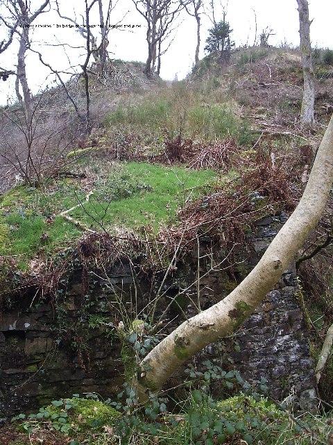 No.2 incline-Bryn Eglwys quarry.
