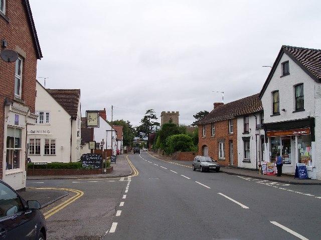 Eckington Main Street