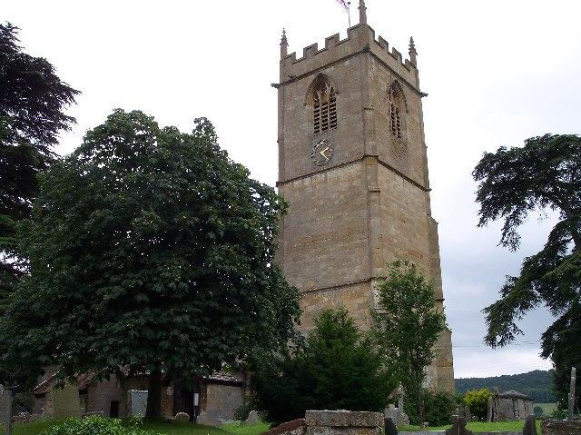 Little Comberton Church