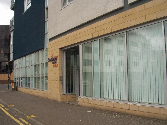 Scripture Union Office, Milton Street, Glasgow