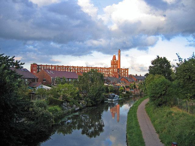 Tulketh Mill,  Ashton, Preston