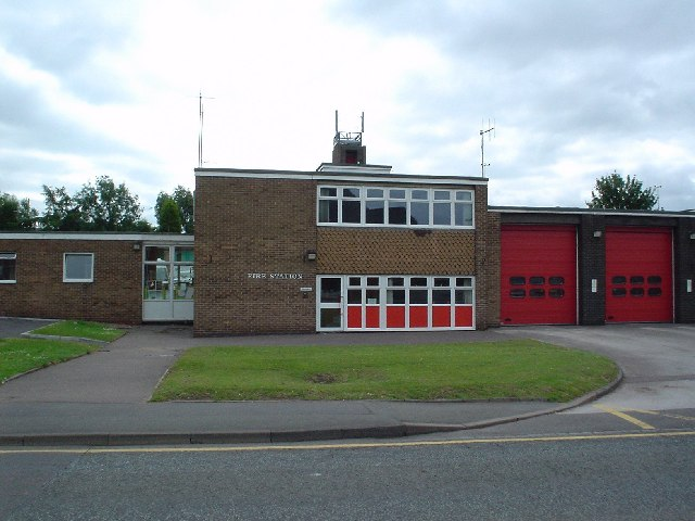 Lichfield Fire Station