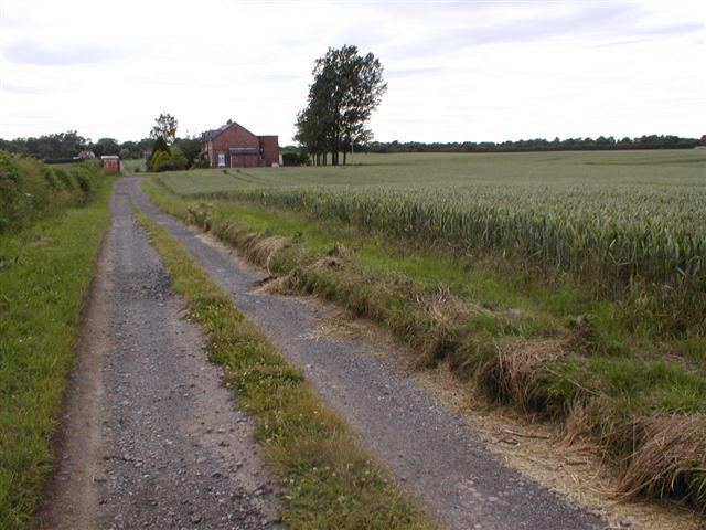 Morton Carr Farm Track