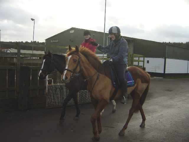 Blidworth Bottoms, Kirkfields Equestrian Centre