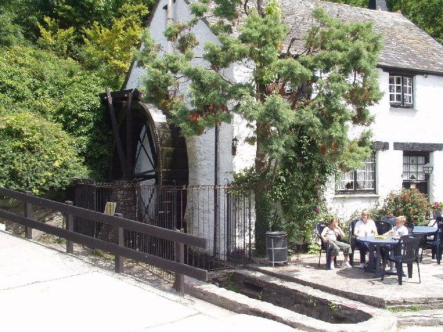 Watermill, Polperro