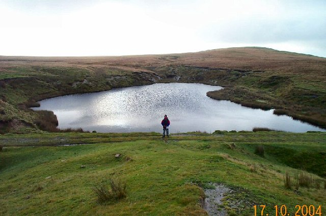 Leftlake Mire - Dartmoor