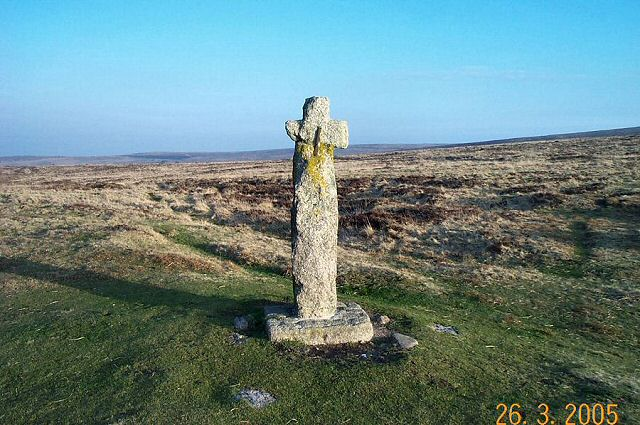 Horn's Cross - Dartmoor