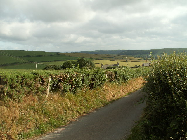Near Bryn-bwl