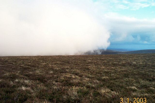 Dartmoor mist