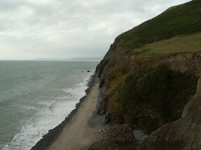 Cliffs near Wallog