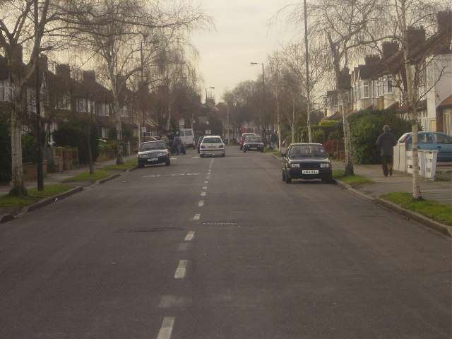 West Barnes Lane